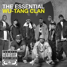 WU-TANG CLAN - THE ESSENTIAL WU-TANG CLAN 2 CD NEU