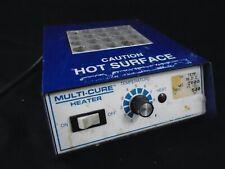 Fibertron Fiber Optic Multi Cure Heater Epoxy Curing Oven With 20 Place Tube Block