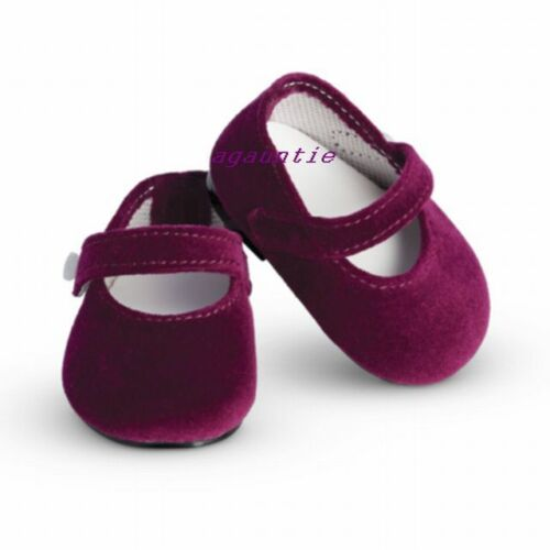 Brand New American Girl Rebecca/'s SHOES From BeForever Meet Outfit So So Pretty
