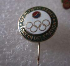 1968 MEXICO OLYMPICS KOREA NOC pin badge