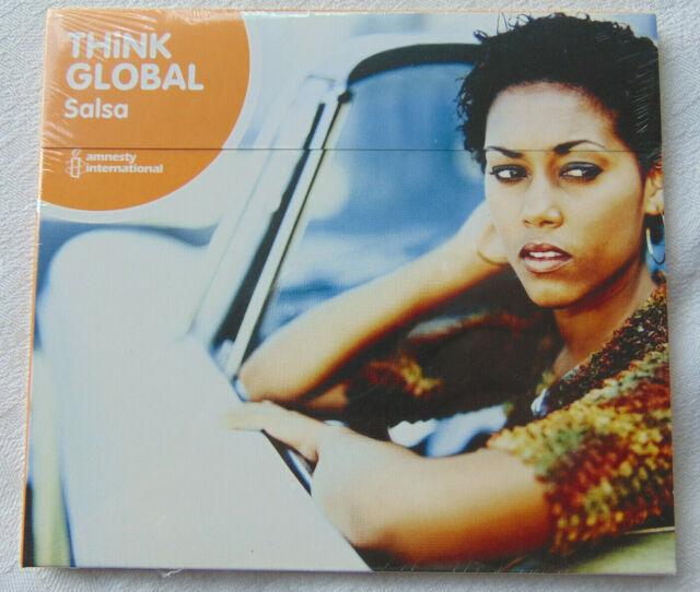 Think Global: Salsa by World Music Network (UK) Ltd (CD 2007) Free Post
