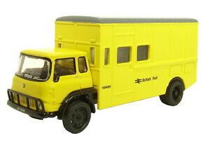 Oxford 76TK002 Bedford TK British Rail Box Van Yellow 1//76 Scale New in Case