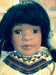 American-Indian-Doll-Cathay-Collection