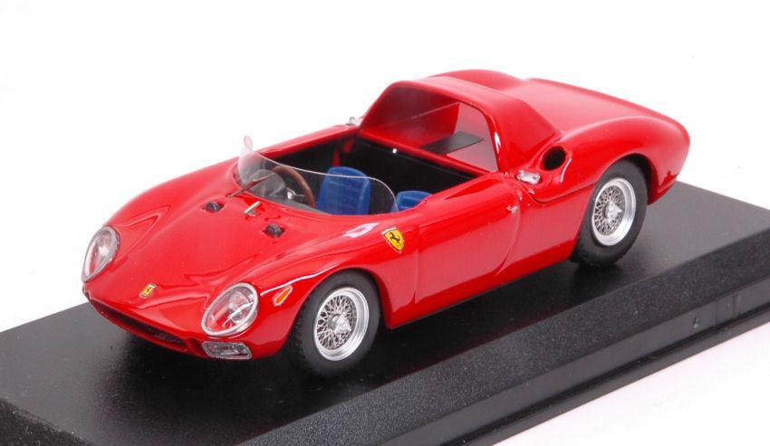 Ferrari 250  lm spyder 1965 prova rouge 1 43 model Beste models  prix bas discount