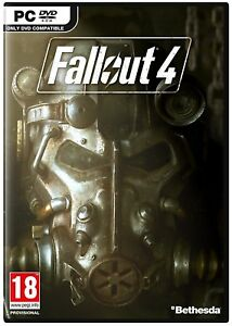 Fallout-4-PC-Libro-De-Acero-totalmente-nuevo-super-rapido-de-primera-clase-de-entrega-gratis
