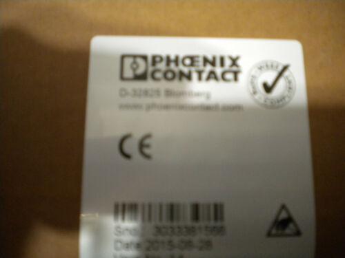 Phoenix contact 2891152 NETWORK SWITCH