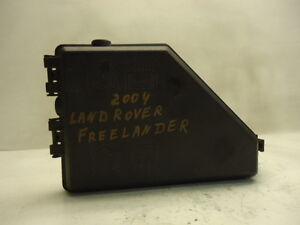 2004 land rover freelander fuse box relay yqe 000420 ebay