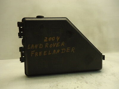 2004 Land Rover Freelander Fuse Box Relay YQE 000420   eBay