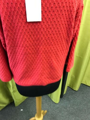 Size New Red Nümph S Pullover Devan HCfgq