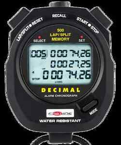 fastime 500dm decimal minute stopwatch for work study 5060187380482