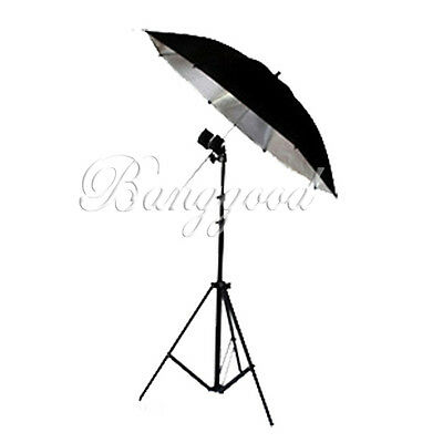 "240cm 7.8"" Light Stand Aluminum Foldable for Photo Studio Video Flash Lighting"