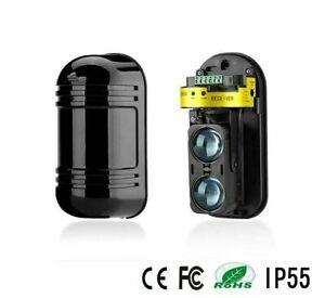 Dual-Beam-Sensor-Active-Infrared-Intrusion-Detector-IR-30m-150m-Outdoor-Perimete