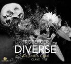 Froberger: Diverse (CD, Mar-2012, Enchiriadis)