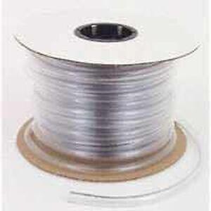 NEW-ABBOT-T10005010-RVKI-1-2-ID-100-FOOT-ROLL-CLEAR-VINYL-TUBING