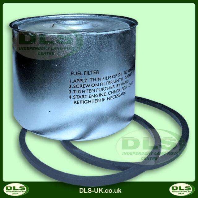 LAND ROVER SERIES 2/3 2.25 Diesel - Fuel FilterCartridge