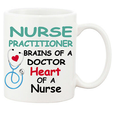100547414 CafePress Nurse Practitioner 11 oz Ceramic Mug