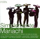 Simplemente Mariachi [Sony] by Various Artists (CD, Jul-2014, 2 Discs, SME US Latin LLC)