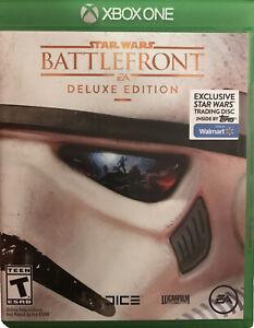 Star Wars Battlefront Xbox One Game T Kids No DLC's
