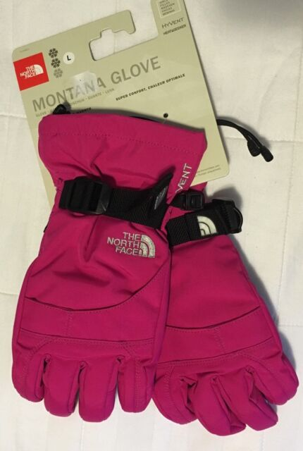 33b117497 The North Face Montana Glove HYVENT Heat Seeker Youth Gloves Size Large