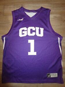timeless design f7389 01cb6 Details about GCU Grand Canyon University Antelopes Basketball Jersey M  Medium mens