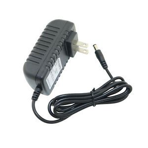 Details about 12V 2A AC/DC Adapter Charger for Yamaha PA6 PA-6 Keyboard  Power Supply Cord