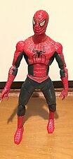 "Spiderman 12"" inch Articulated Action Figure Spider-Man Movie Marvel 2004"