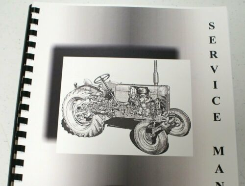 Ford 9N Service Manual