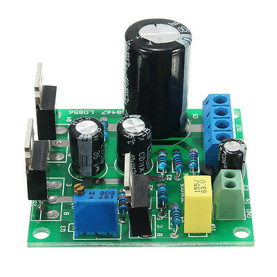 Mini TIP41C 1 CH Mono Channel Amplifier Assemble Board Pure Class A DC 12V 24V
