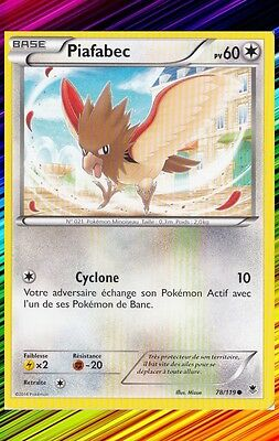 Atout de Lysandre 99//119-Carte Pokemon Neuve Française XY4:Vigueur Spectrale