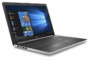 "HP 15 15.6"" LED Quad Core i7-10510U 4.9GHz 16GB 512GB SSD Laptop Silver"