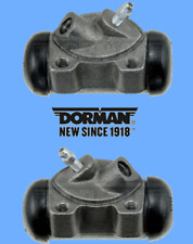 SET 2 FRONT Drum Brake Wheel CylinderS Right/Left fits Chrysler DODGE Plymouth
