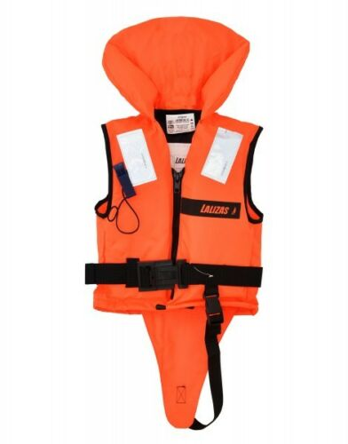 LALIZAS Rettungsweste 100N Schwimmweste ISO12402-4 zertifiziert Weste Größenwahl