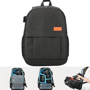 Details about Camera Anti-theft Backpack Waterproof Travel Tripod Lens Case  Men Women DSLR Bag