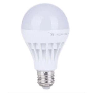 4X-SODIAL-R-E27-Energiesparende-LED-Birne-Licht-Lampe-220V-9W-warmweiss-PT