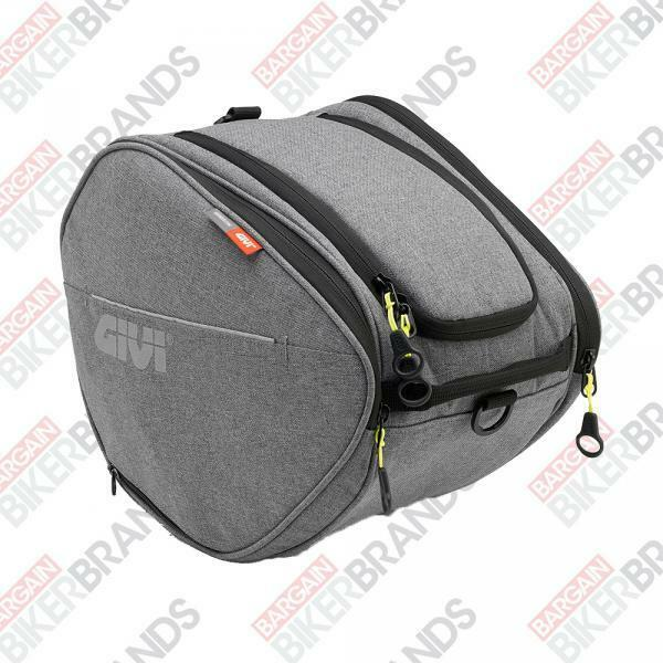 HM Bag Backpack Tunnel GIVI EA105GR for Scooter Universal Gray 15lt for  sale online  ab674eb2ddb1c