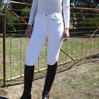 Unicorn Classic Plain White Ladies Jodhpurs Women Sizes 10 to 18