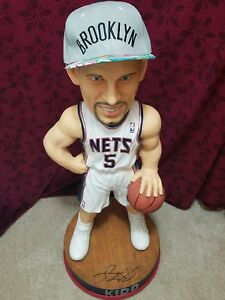 8ff3720d8 Jason Kidd Autographed New Jersey Nets 36