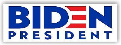 Urben Life Biden Harris Sticker Refrigerator Joe Biden Magnetic Bumper Sticker For 2020 President Stick On Cars