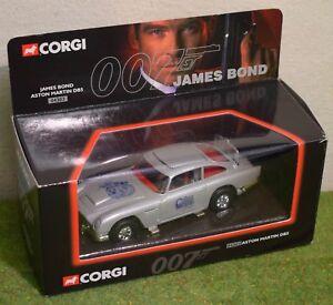 Corgi coulé sous pression James Bond 007 Aston Martin Db5 Récupérer 99 04303