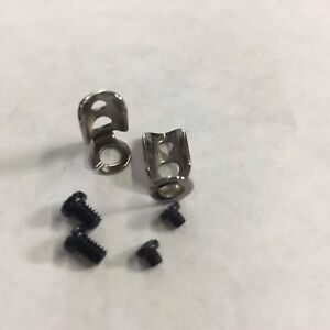 2 SET CONSEW 206RB WALKING FOOT NEEDLE BAR THREAD GUIDE /& NEEDLE /& GUIDE SCREW