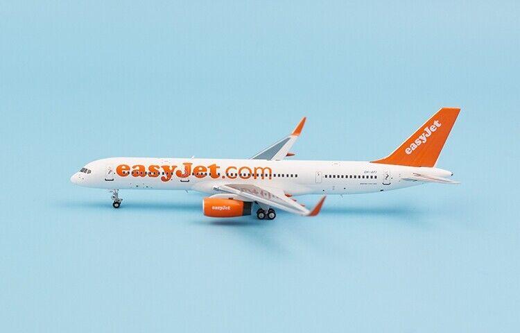 1 400 naturgas Förlaga easyJet BOEING 757 -200 Passagerarplan tärningskast flygagagplan modelllllerler