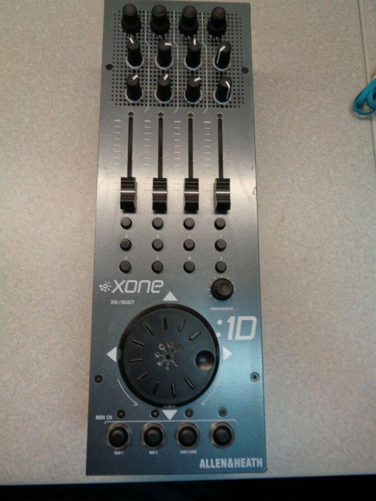 Allen & Heath Xone 1D DJ Mixer