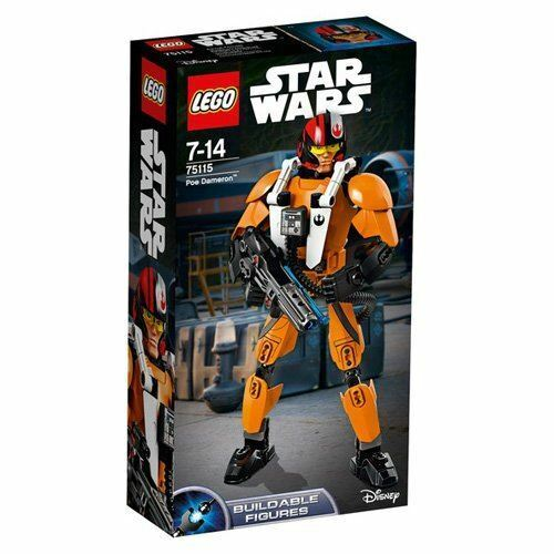 LEGO Star Wars 75115 Constraction Poe Dameron Building Set 102 pcs
