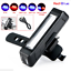 LED-USB-Rechargeable-Bicycle-Bike-Cycling-Front-Tail-Rear-Light-Warning-Lamp-Set thumbnail 1