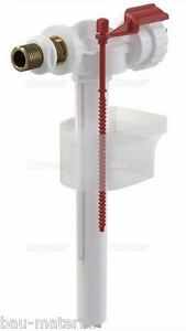 Universal Füllventil Spülkasten Ventil Schwimmerventil für handelsübliche WC