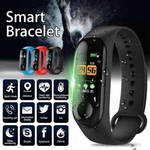 Smart-Watch-Bracelet-Heart-Rate-Blood-Pressure-Monitor-Fitness-Tracker-Wristband