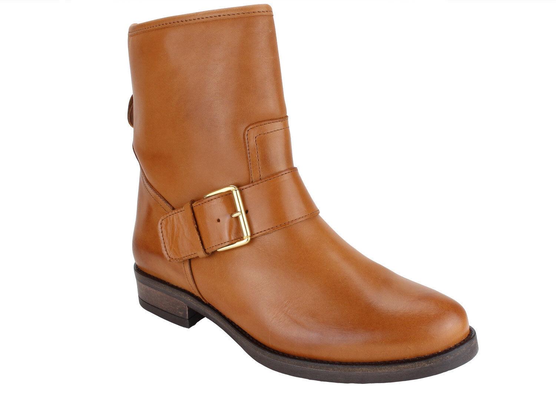 Buffalo Reed Reed Reed bota Mujer Abotinados botas Deco-Cierre De Cuero Nuevo Cómodo Ligero  ventas al por mayor