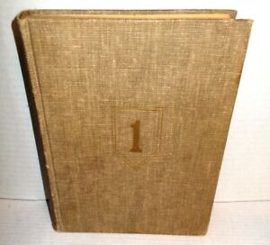 BOOK-Danger-Forward-US-Army-First-1st-Infantry-Division-in-WW2-op-1947-1st-Ed