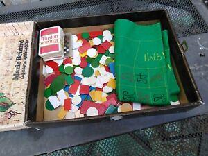 Set Fiches E Carte Da Poker