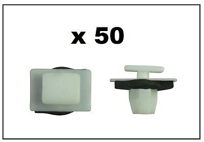 Range Rover Body Trim Panel /& Porte Carte Moulage Fastener Plastic Clip